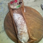 Carrefour saucisson sec bio