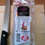 Saucisse sèche courbe Monoprix Gourmet