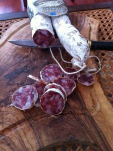 Saucisse sèche artisanale d'Ardèche Sauss de Terroirs 3
