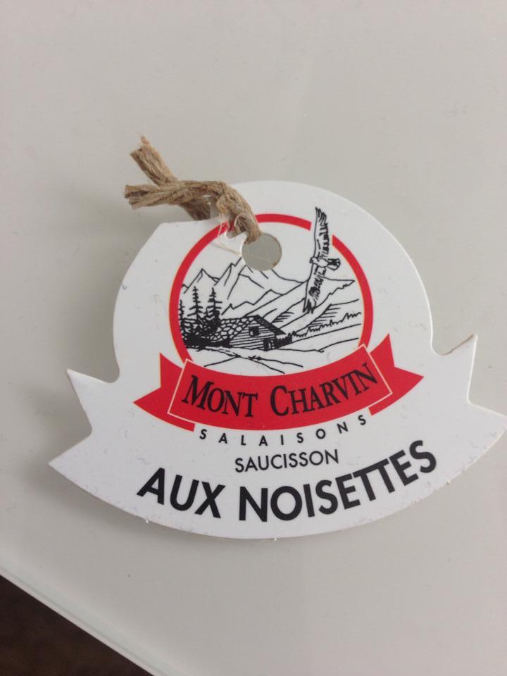 etiquette mont charvin 1