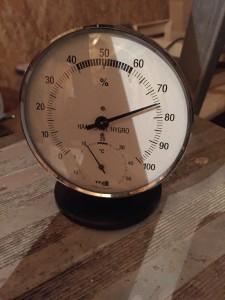 Hygromètre TFA Réglable
