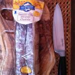 Saucisse sèche d'Ardèche Nos régions ont du talent