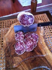 Saucisson petit bridé d'Ardèche Sauss de Terroirs 3