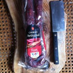 Chorizo artisanal Sauss de Terroirs