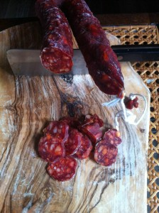 Saucisson artisanal Sauss de Terroirs 2