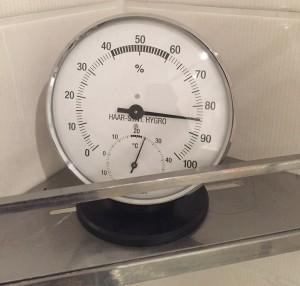 Hygromètre TFA