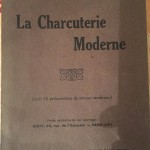 Charcuterie moderne